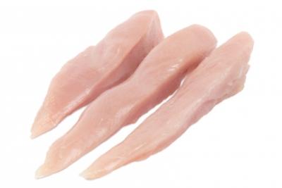 Ức phi lê cắt khúc dài ( gà mềm )